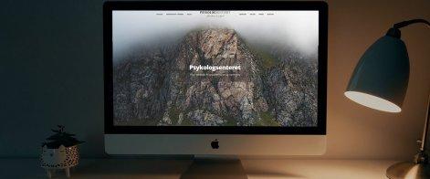 Nye nettsider og nye funksjoner
